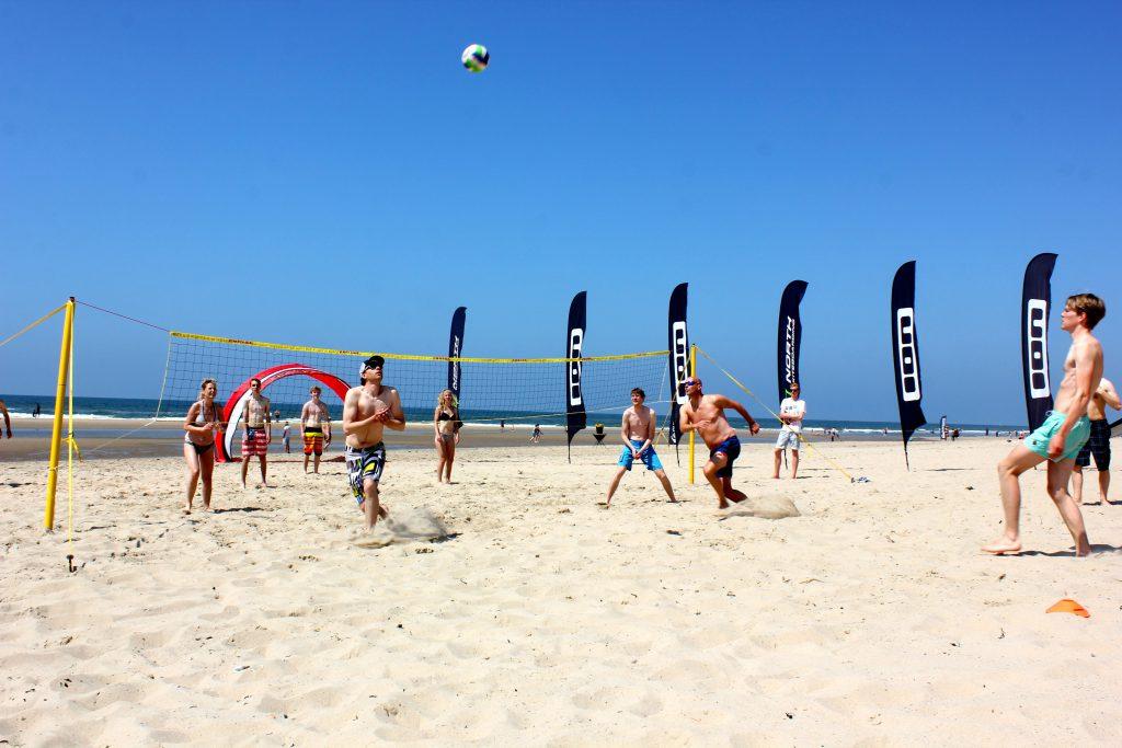 bedrijfsuitje volleybal castricum